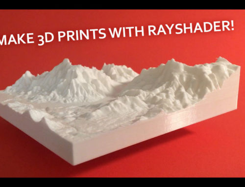 From R to Reality: 3D Printing Maps with Rayshader