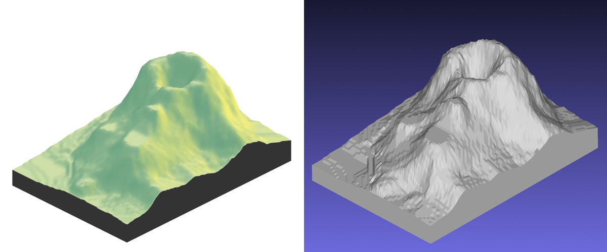 From R to Reality: 3D Printing Maps with Rayshader – Data