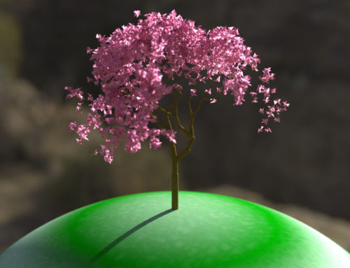 Raybonsai: Generate Procedural 3D Trees in R